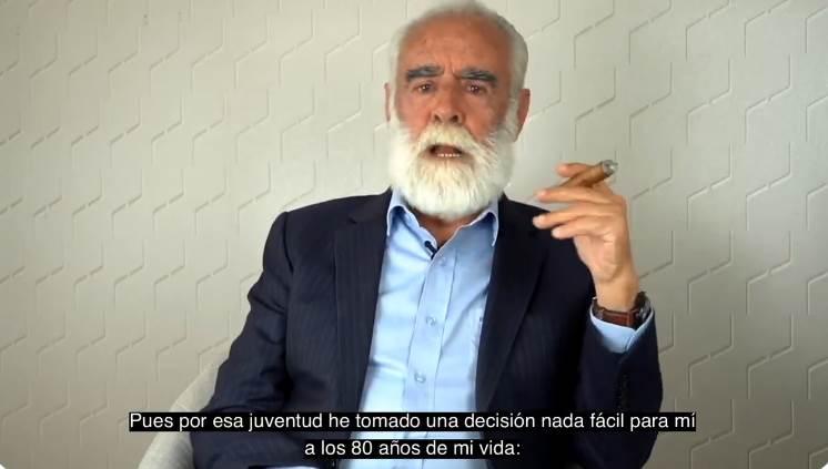 El Jefe Diego se une a las redes sociales por los 'jóvenes'