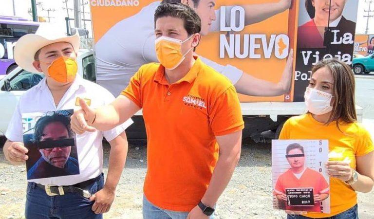 Hasta Samuel García critica a Clara Luz Flores: 'defendió a este animal que marcaba a sus seguidoras'