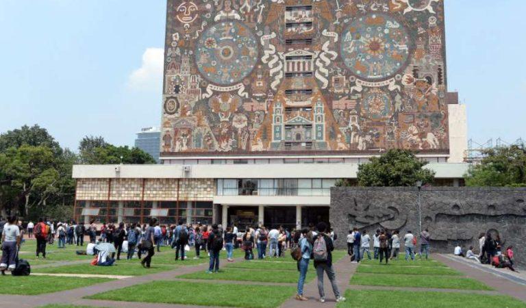 Más de 30 mil maestros de la UNAM, ganan 406 a 840 pesos a la quincena