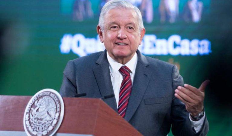 AMLO anuncia el fin de la explotación de los trabajadores; habrá reparto de utilidades y condiciones dignas