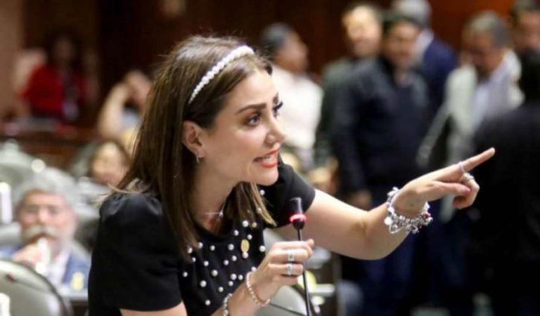Diputada revela que en la Cámara habían sexoservidoras, jacuzzis y demás perversiones del PRI y PAN