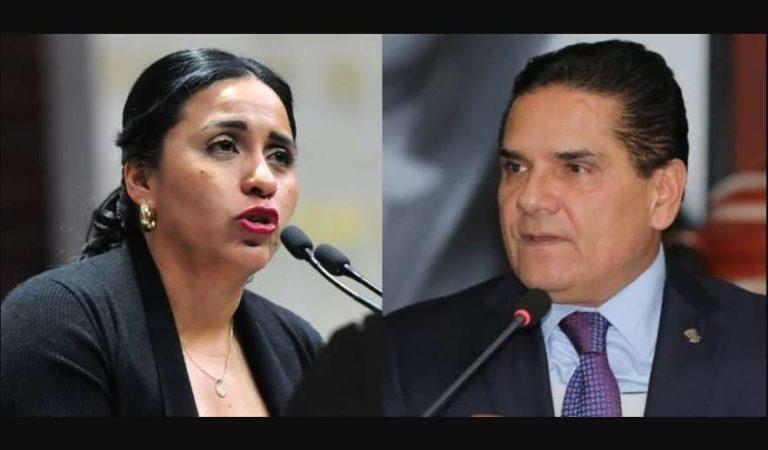 Gobierno de AMLO brinda protección a diputada amenazada por Silvano Aureoles
