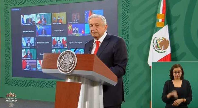 AMLO propone ampliar Sembrando Vida por Centroamérica ante líderes del mundo