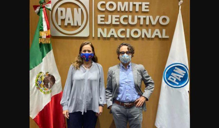 'Tiembla AMLO', Margarita y Quadri se reúnen Vs 'dictadura populista'