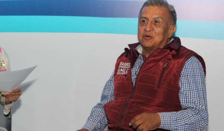 Diputado Saúl Huerta se despide de reelección, luego de denuncia por abuso