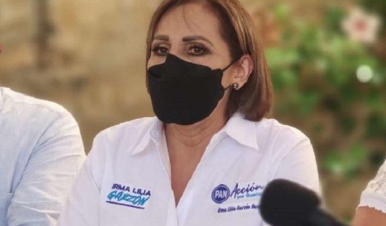 Candidata del PAN en Guerrero declina por Mario Moreno del PRI-PRD, para frenar a Evelyn Salgado
