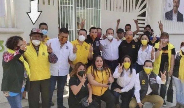 Las fotos de Andrés 'N', feminicida serial; con Va por México