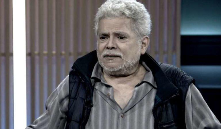 Muere el actor Jaime Garza a los 67 años; no tuvo hijos