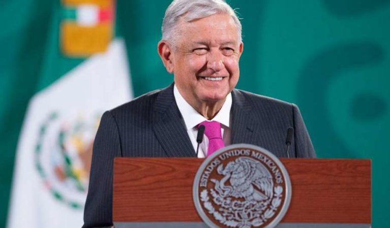 'Ay, nanita', expresó AMLO sobre reto del Jefe Diego en Palacio Nacional