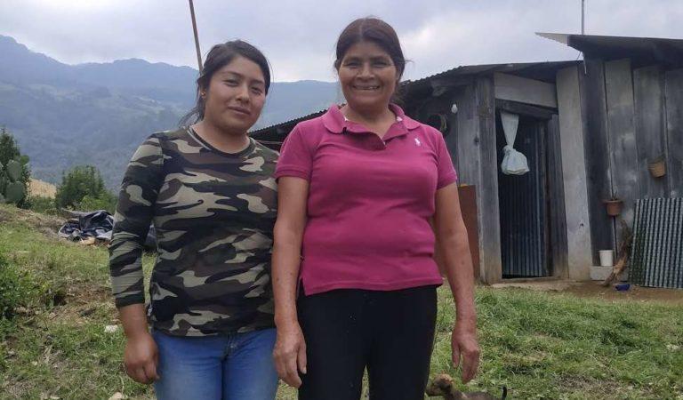 Oaxaqueña muestra como vive en su ranchito y se vuelve viral | VIDEO