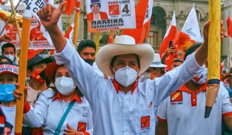 ¿Quién es Pedro Castillo, el 'Evo Morales' de Perú? maestro y próximo presidente de Perú