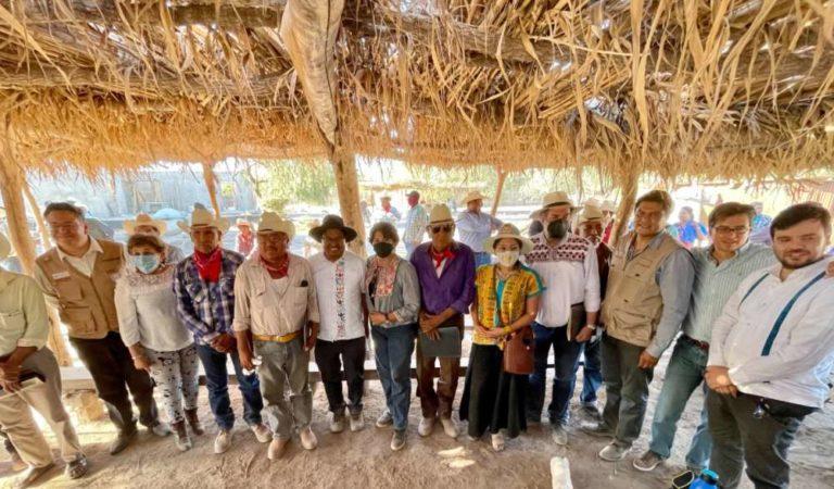 SEP inicia construcción de la Universidad del Pueblo Yaqui