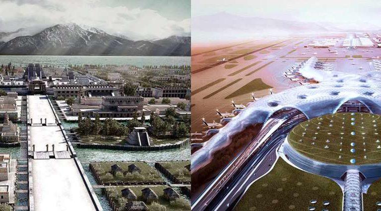 """NAIM en Texcoco sería la nueva Tenochtitlán, """"como Disney"""""""