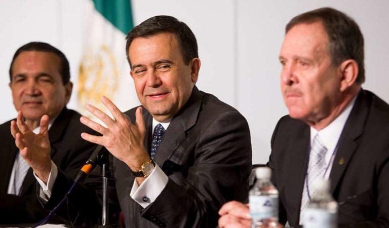 Ildefonso Guajardo vinculado a proceso por enriquecimiento ilícito; fue funcionario de Peña Nieto