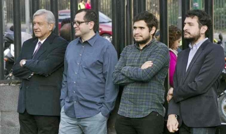 Cabeza de Vaca niega tener pruebas contra hijos de AMLO, desmiente a García y Soto