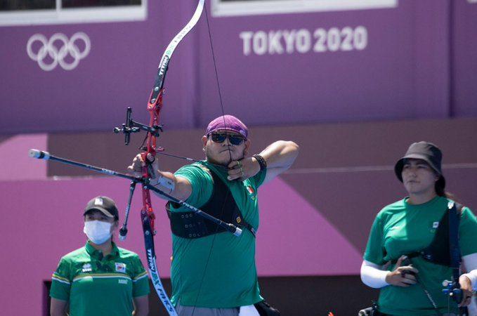 México se lleva el bronce en Tiro con Arco Mixto en Tokio, medalla histórica