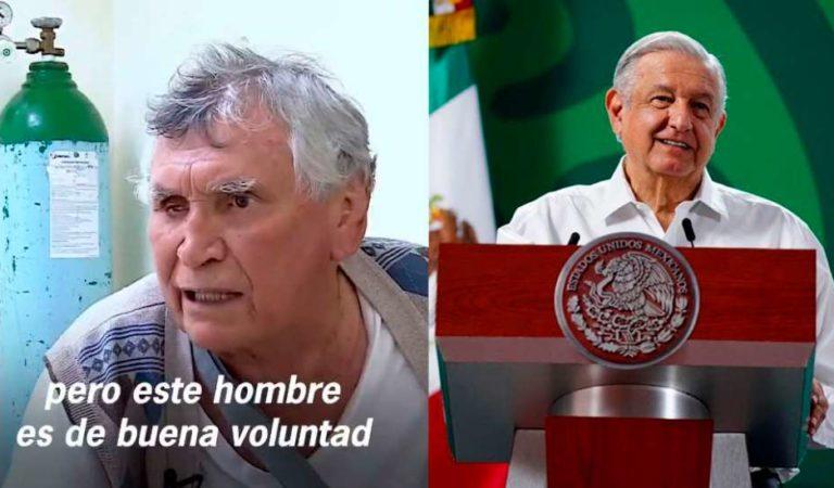 Miguel Ángel Félix Gallardo lanza conmovedor mensaje sobre AMLO: 'Es buen hombre'