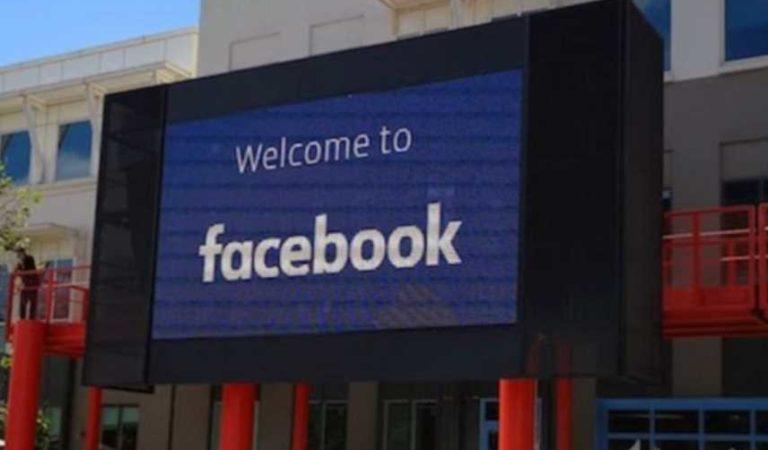 Trabajadores de Facebook no pudieron ingresar a sus oficinas ni usar teléfonos